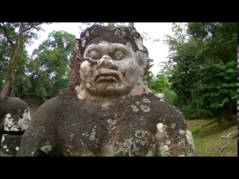 Сатьяван. Анткор Ват, город-храм