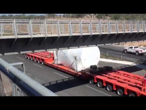 Heavy Transport in Mexico 9