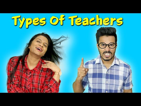 Types Of Teachers | Funny Video | Pari's Lifestyle