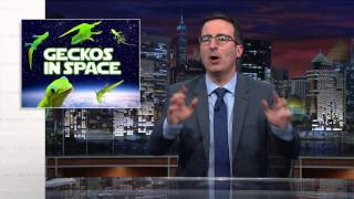 Last Week Tonight with John Oliver: #GoGetThoseGeckos