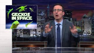 Last Week Tonight with John Oliver: #GoGetThoseGeckos