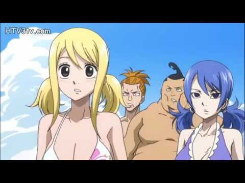 HTV3 Lồng Tiếng - Hội Pháp Sư Fairy Tail Tập 153