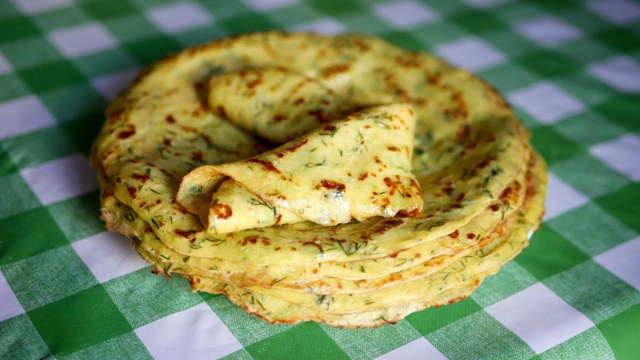 Как сделать блины из кабачков рецепты