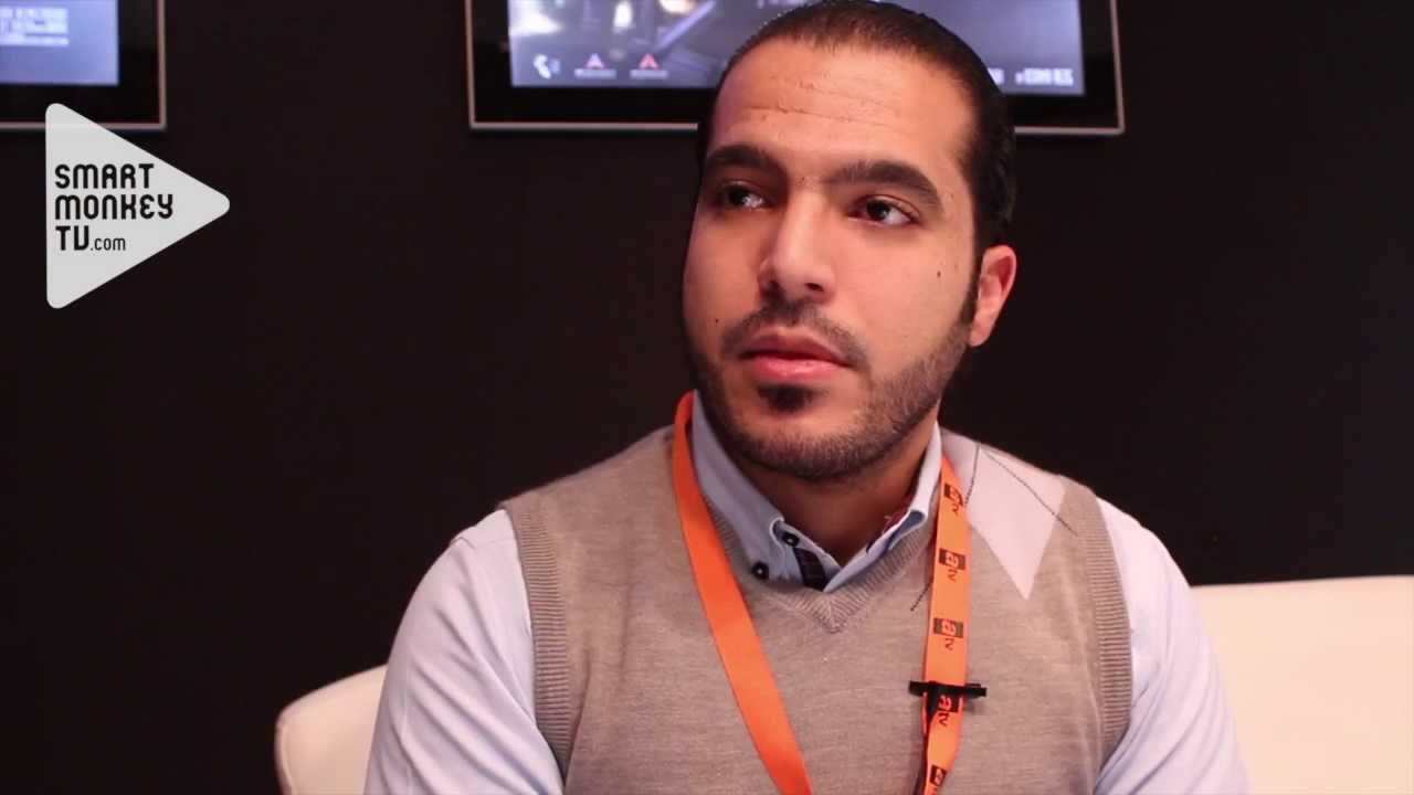 Ayob Alarbi on a Libyan black TV comedy about the current insecurity in the country