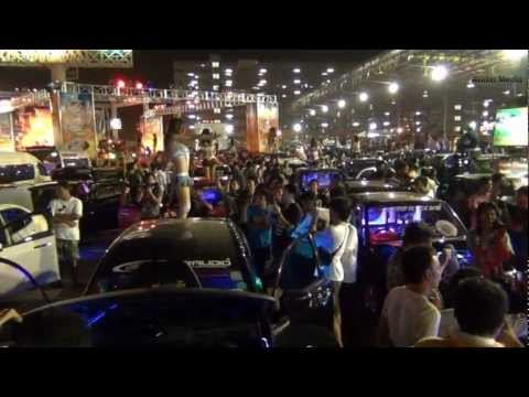 เครื่องเสียงรถยนต์ โคโยตี้ Motor Show 2012