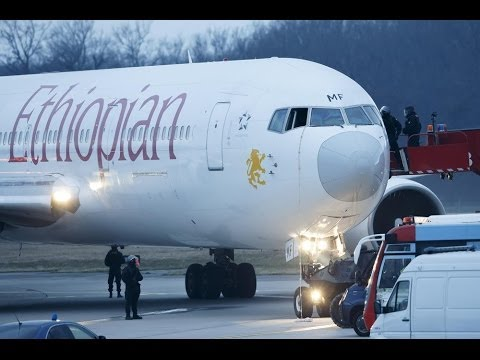 Co-Pilot Hijacks Plane To Geneva In Conquest To Asylum