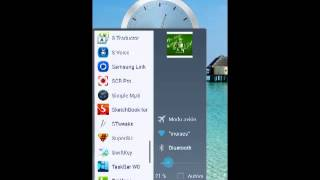 TASKBAR WINDOWS 8 STYLE para tu android - galaxy s4/s3/note2/etc