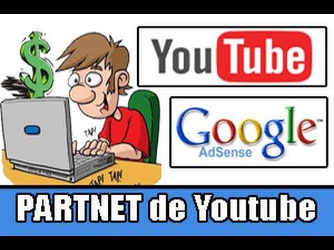 Como ser Partner de Youtube 2014 / Paso por Paso