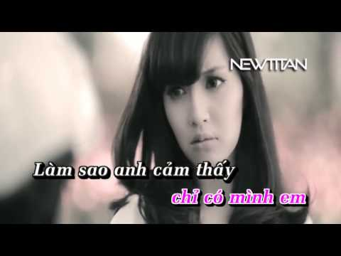 [Karaoke - Beat] Nếu Anh Là Em Gok Kun