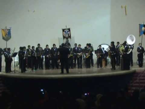 ♫ ♪ Presentación Banda Sinfónica Colegio Adventista Buen Pastor - Juliaca ♪ ♫