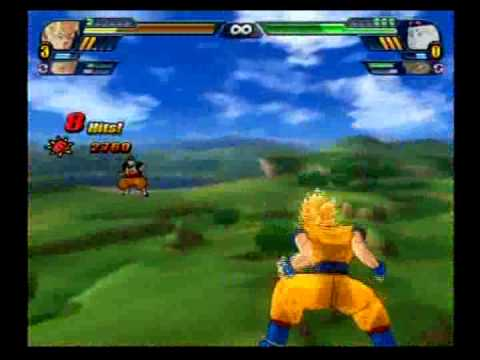 Dragonball Z Budokai Tenkaichi 3 - Z Fighters vs The Androids