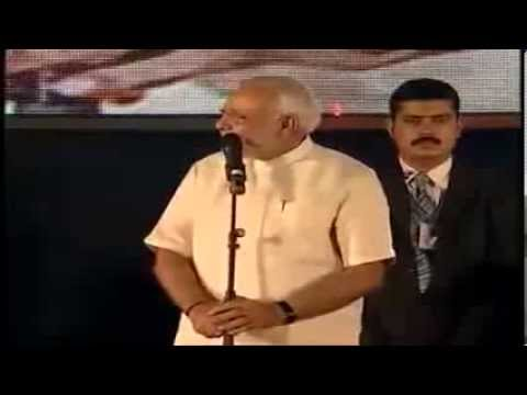 Live: Social Media applauds Modi's speech at the Shreshtha Bharat Divas Celebrations
