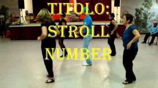 Ballo Di Gruppo 2012 Stroll Number Five Dj Berta