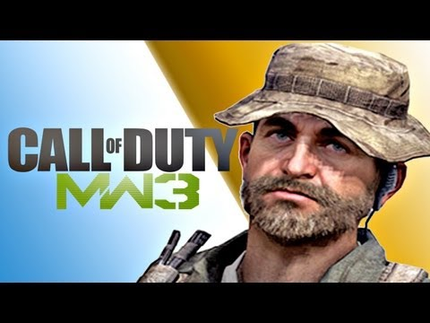 Call of duty Modern Warfare 3 Spec Ops Survival Trailer Gameplay (CoD MW3)