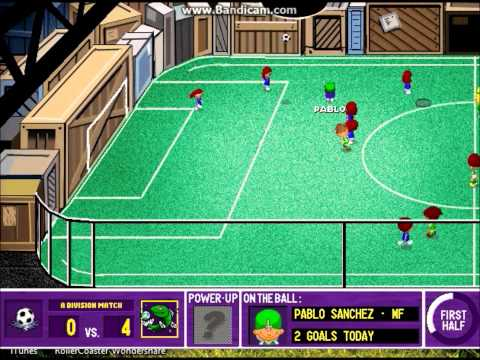 backyard soccer league pc tournament game 19 one fowl one foul