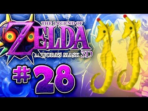 Zelda Majora's Mask 3D: New Wave Bossa Nova (Part 28)