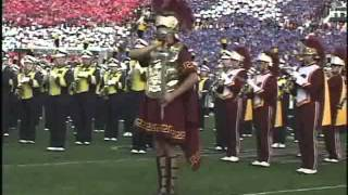 USC Trojan Marching Band The Star Spangled Banner Dir