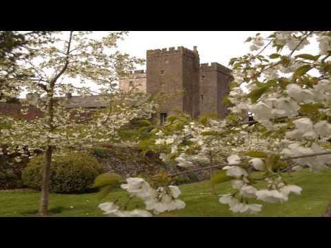 Sizergh Castle and Garden Lancaster Lancashire