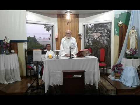 Santa Missa | 01.05.2020 | Sábado | Padre José Sometti | ANSPAZ