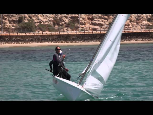 Vered Buskila - Olympic Sailor