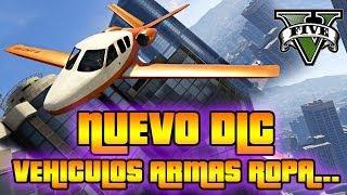 NUEVO DLC - AVIÓN NUEVO, VEHÍCULOS, ARMAS, ROPA - GTA 5 Online Actualización 1.11 bussnies pack