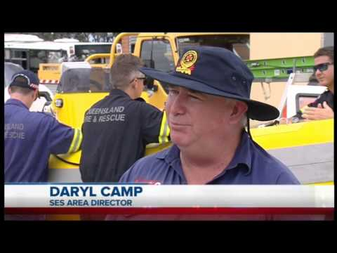 WIN News Cairns Cyclone Ita Preparations