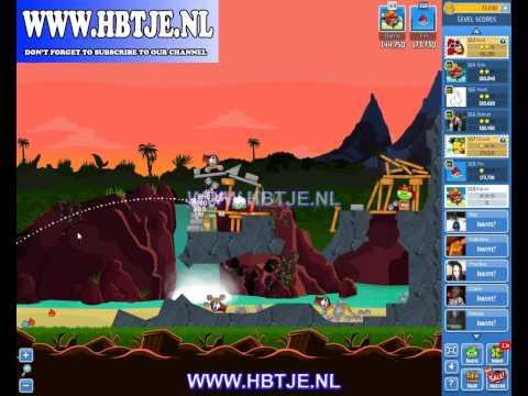 Angry Birds Friends Tournament Level 4 Week 105 (tournament 4) no power-ups