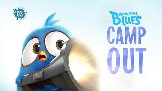 Angry Birds Blues 3 - Kemping