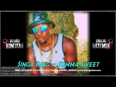 Singa Ding – Summa Sweet – July 2014 | Reggae, Dancehall, Bashment