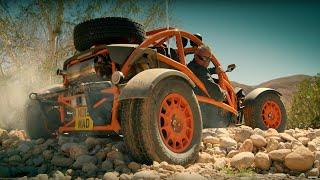 Matt LeBlanc And The Ariel Nomad - Top Gear: Series 23 - BBC. Watch online.