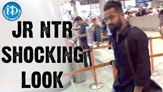 Jr NTR Shocking Look