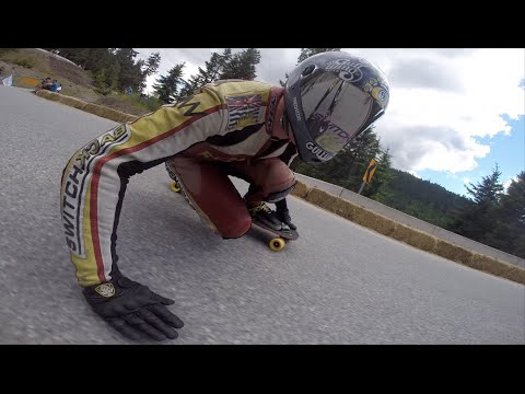 Downhill Division: Whistler Downhill 2014