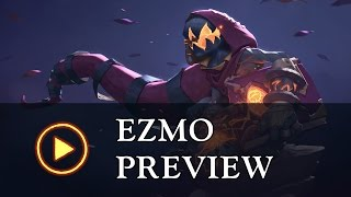 "Battlerite - Ezmo ""The Mischievous"" Előzetes"