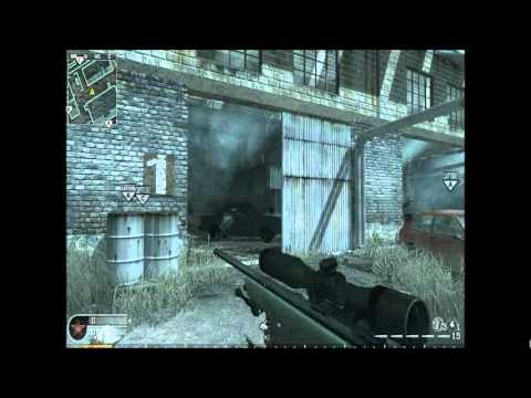 Infinity Ward Recycles Buildings on MW3 Straight From CoD4