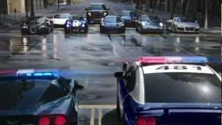 El Nuevo Trailer Del Juego Need For Speed Most Wanted