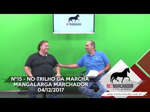 #15 - NO TRILHO DA MARCHA - NET MARCHADOR - MANGALARGA MARCHADOR 04/12/2017 HD