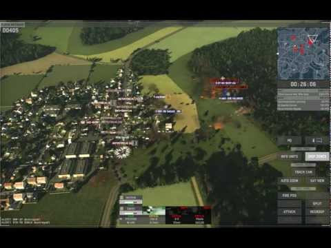 Wargame : European Escalation Op2M5 Evacuation Mission