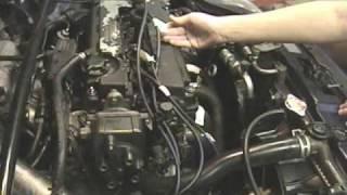 Замена прокладки крышки клапанов на двигателе B16A. Часть 1