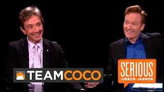 Martin Short and Conan O'Brien: Serious Jibber-Jabber