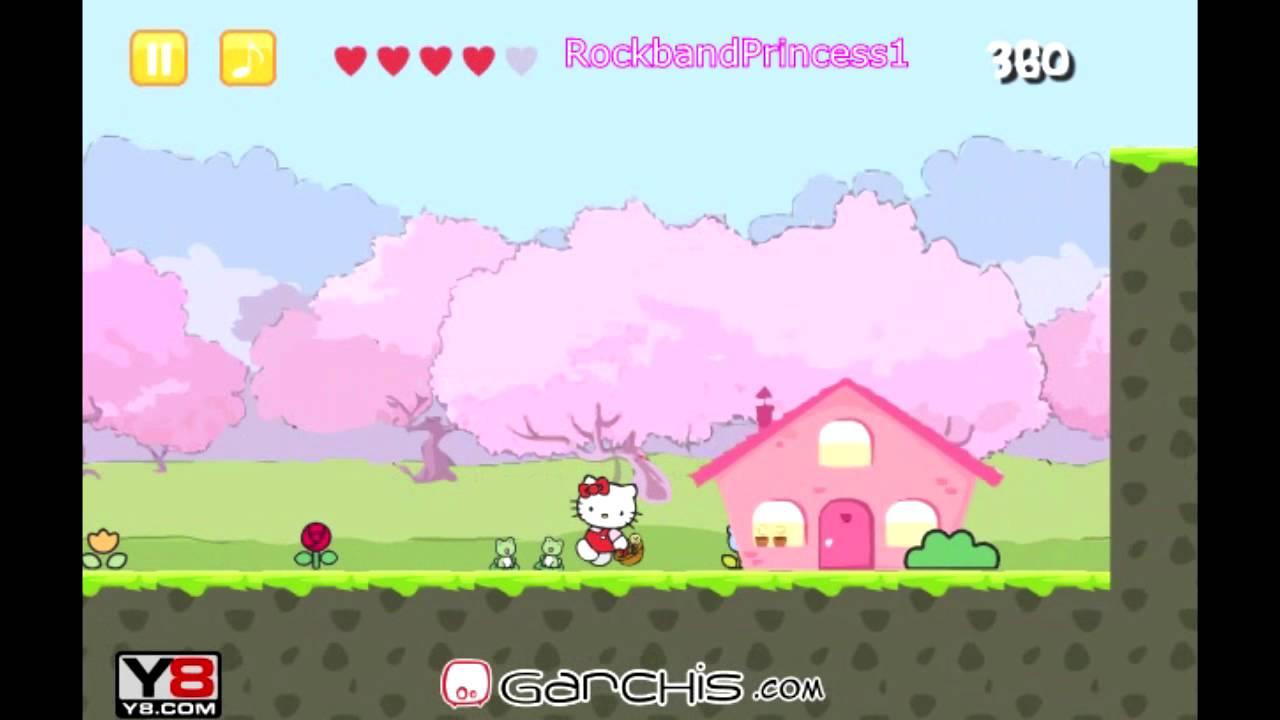 hello kitty city adventure game free online