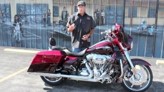 2012 Harley Davidson Screamin' Eagle Street Glide CVO