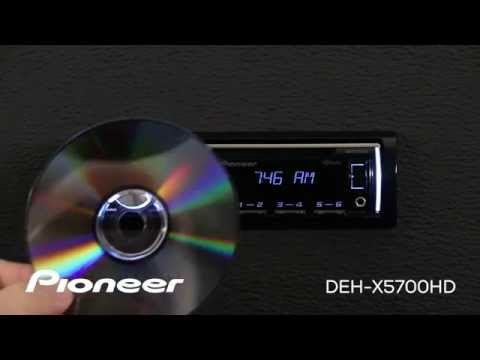 How To - DEH-X5700HD -  MP3 Playback from USB and CD