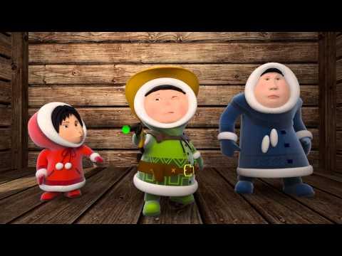 Eskimáčka - Séria 3 - 10 - Kam odišli ryby?
