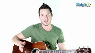 """How To Play """"Mr. Jones"""" By Counting Crows On Guitar"""