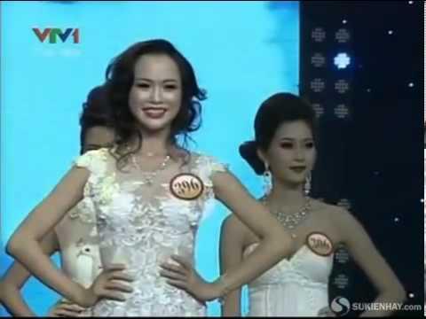 Luật sư giỏi -  Hoa Hậu Hà Phương Lộ Hàng - Chung kết hoa hậu Việt  2013