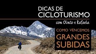 Bikers Riopardo   Dicas de cicloturismo – Como vencemos grandes subidas