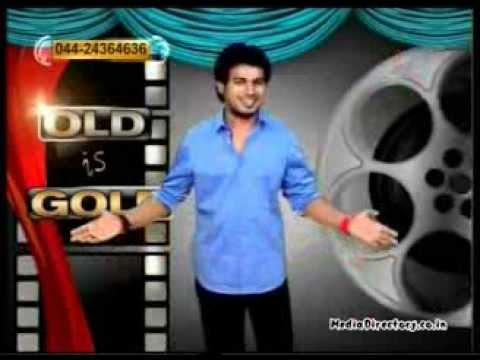 VJ Rakshan   Old is Gold Show