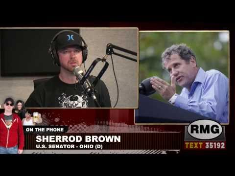 Senator Sherrod Brown - Full interview