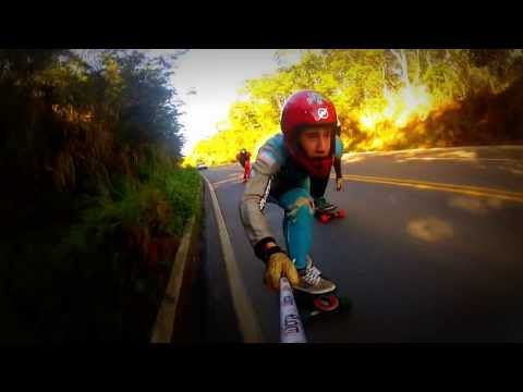 Downhill Skate Speed - Mata Verde - ES - Rubim Downhill Team - 100km/h - Go Longboard ES