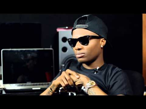 iCR8Media - Wizkid interview, talks new album CHOSEN